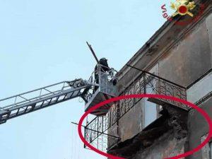 Foto vigili del fuoco