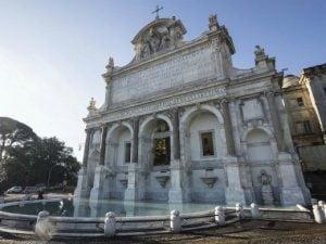 Il fontanone del Gianicolo