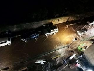 Nubifragio Roma e ai Castelli Romani: strade diventano fiumi, 'fraschette' allagate