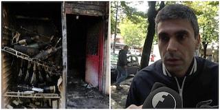 """Centocelle, incendio Baraka Bistrot, il proprietario: """"Stessa sorte Pecora Elettrica, chi sa parli"""""""