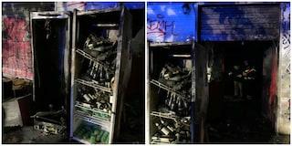 Incendio a Centocelle, bruciato bar che ha dato solidarietà a La Pecora Elettrica