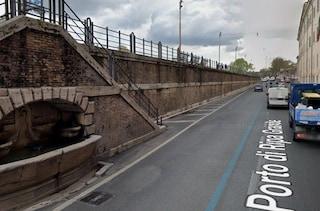 Incidente in Porto di Ripa Grande, perde e il controllo dell'auto e si ribalta: morto un uomo