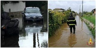 Latina è emergenza maltempo: allagamenti e alberi caduti, in serata previsti nuovi temporali