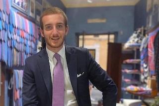 Riciclo e innovazione, così le cravatte di Talarico diventano green