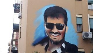 Torpignattara, un murales per Diabolik: il capo degli Irriducibili assassinato
