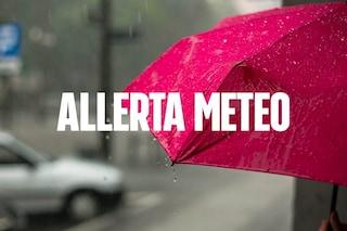 Allerta meteo arancione a Roma 10 febbraio: pioggia abbondante, temporali e forte vento