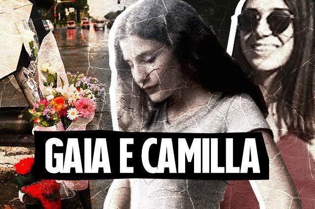 Gaia e Camilla, investite su Corso Francia, Roma