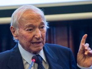 Piero Angela, che questo mese compirà 91 anni