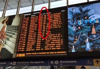 Terremoto a Firenze, ritardi nei treni anche a Roma Termini