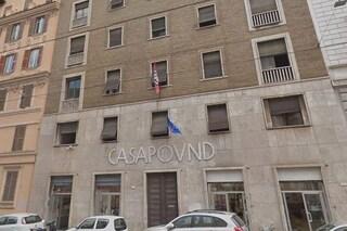"""Occupazione CasaPound, Corte dei Conti: """"Palazzo pubblico tolto a collettività per oltre 15 anni"""""""