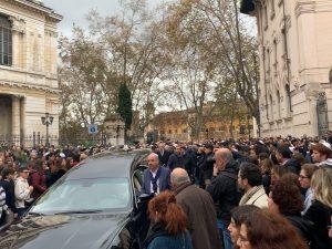 I funerali di Pietro Terracina