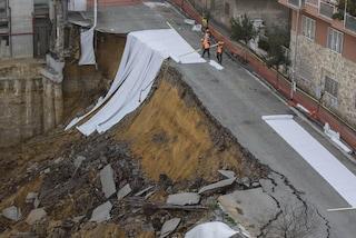 L'allarme: a Roma 28 zone a rischio frana, alcune non reggono neanche un acquazzone
