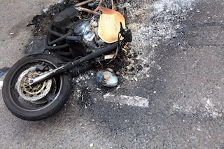 Incidente mortale sulla Salaria: motociclista perde la vita