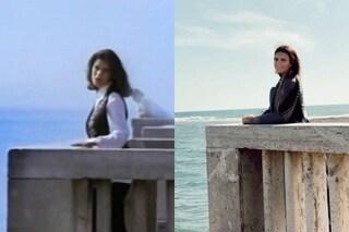 "Laura Pausini torna al pontile di Ostia: ""Mi ha portato una gran fortuna"""