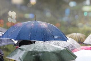 Previsioni meteo Roma e Lazio domani giovedì 22 aprile: piogge forti sulla Capitale