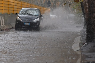 Meteo Roma e Lazio 6 dicembre, freddo e pioggia: cielo nuvoloso tutto il giorno