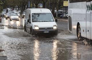 Meteo Roma 2 gennaio, temporali e acquazzoni per tutta la giornata: allarme nubifragi