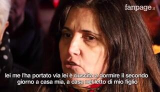 "La mamma di Luca Sacchi: ""Anastasiya me l'ha portato via"""
