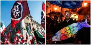 """Sardine a Roma, Casapound in piazza diventa un caso. Di Stefano: """"Se ci invitano andiamo"""""""