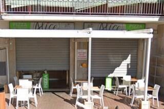Rapina da Alice Pizza a Cinecittà: minacciano pizzaiolo e rubano l'incasso di una settimana