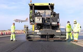 Fiumicino è il primo aeroporto intercontinentale al mondo con asfalto al grafene