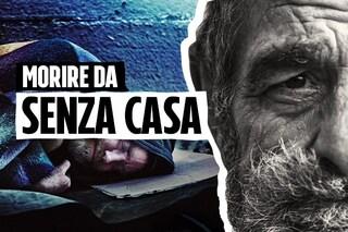 A Roma si muore di freddo: mai spesi 3 milioni di euro destinati a dare una casa ai senzatetto