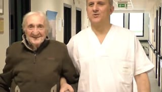 """Roma, asportato grosso tumore al fegato a 91enne: """"Pochissimi i casi di interventi a quest'età"""""""