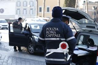 Smog, oggi a Roma la domenica ecologica: stop a quasi tutte le auto nella Ztl Fascia verde