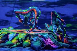 Cirque du Soleil Roma: dall'1 aprile lo spettacolo Totem a Tor di Quinto