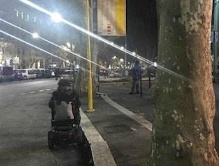 """L'odissea di Elena, turista disabile a Roma: """"Impossibile e pericolosa per chi è in carrozzina"""""""