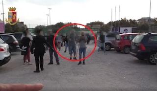 Daspati 7 ultras dell'Ostia: minacce, provocazioni, intimidazioni e risse provocate