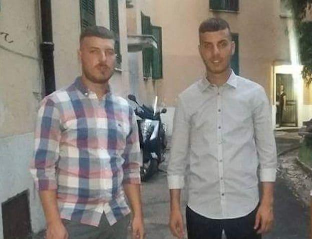 Alfredo e Francesco Marando
