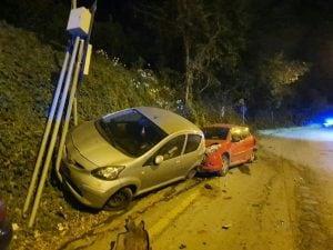 Incidente ad Albano Laziale – foto Il Caffè