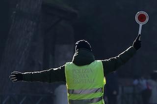 Roma, allarme smog: venerdì 17 gennaio blocco di  tutti diesel e dei veicoli più inquinanti