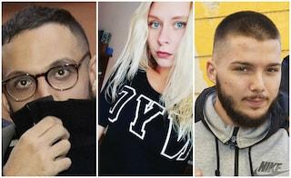 Omicidio Luca Sacchi: a giudizio immediato i killer e altri 4 imputati. C'è anche Anastasiya