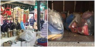 Fontana di Trevi: maxi sequestro di borse, sciarpe e cappelli pericolosi