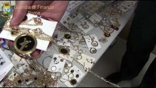 Roma, bigiotteria pericolosa e marchi contraffatti: sequestrati oltre 4 milioni di articoli
