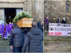 Funerali di Aurora Grazini