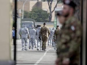 Caso sospetto tra gli italiani rientrati da Wuhan