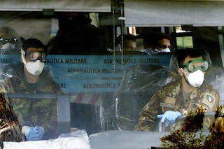 Coronavirus, oggi l'arrivo degli otto italiani a Pratica di mare provenienti da Wuhan