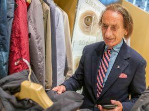 L'imprenditore Paolo Bodo – Foto Facebook