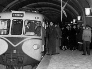 Inaugurazione della metro di Roma