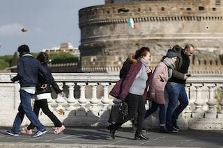 Previsioni meteo Roma e Lazio domani 19 gennaio: riecco l'alta pressione, temperature in rialzo