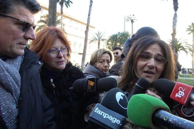 Marina e Valerio, i genitori di Marco, prima della sentenza della Suprema Corte di Cassazione