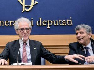 Paolo Ciani e Pietro Bartolo