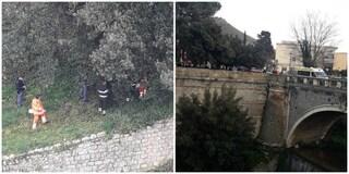 Suicidio a Tivoli, uomo si lancia da Ponte Gregoriano davanti agli occhi dei passanti