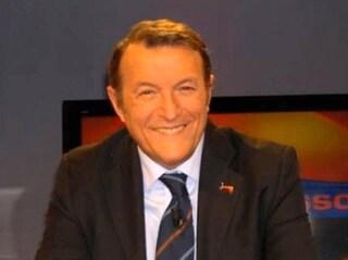 Roma, è morto Massimo Ruggeri storico conduttore de 'La signora in giallorosso'