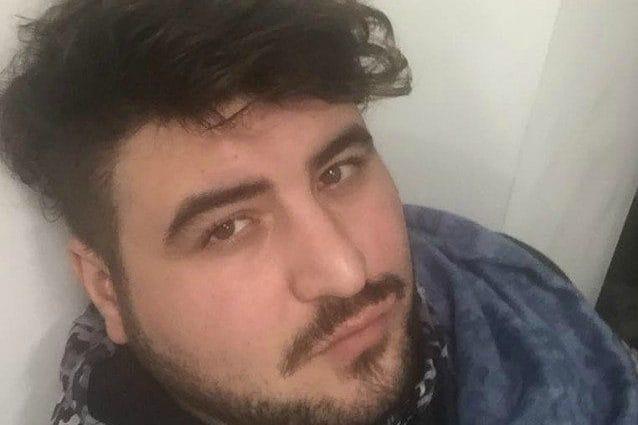 Cristofer Gabriel Bonini scomparso da Valentano