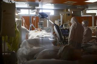 Coronavirus Lazio: 9 nuovi positivi, terapie intensive per la prima volta sotto ai 10 ricoveri