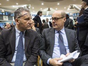 Massimiliano Smeriglio, Nicola Zingaretti
